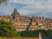 婆羅浮屠寺廟1