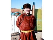 傳統蒙古袍